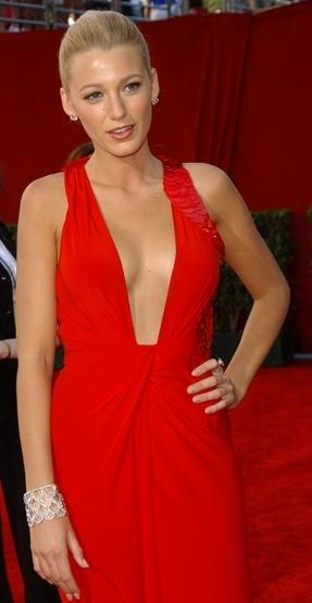 Blake Lively 2009 Emmys