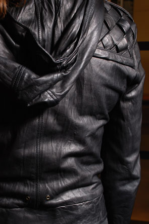 Mike and Chris Leather Jacket