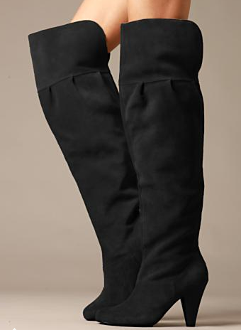 Free People Over the Knee Boots